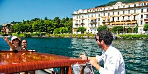 "Tour sul lago di Como ""Fast and fashion"""