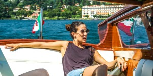 "Tour sul lago di Como ""The island"""